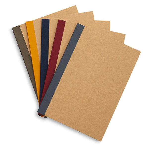 Muji Notebook B5 6mm Rule 30 Sheets, Pack of 5