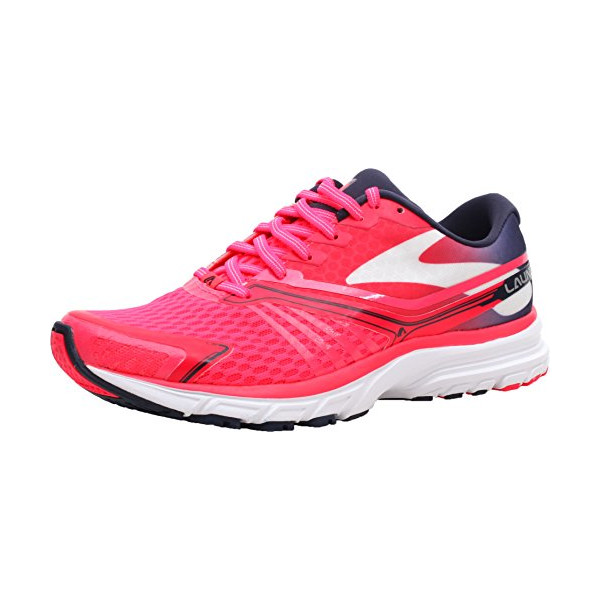 Brooks Launch 2 Women's Running Shoes 120178-1B-635 Size 8 B (Standard Width) Brite Pink/Midnight