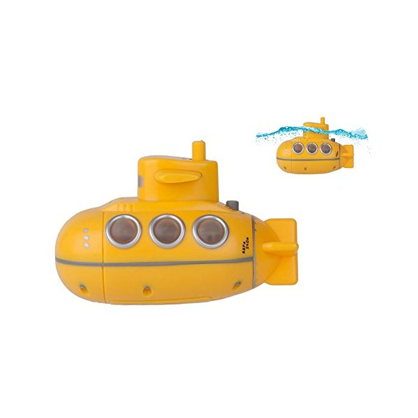Shower Radio Yellow Sub