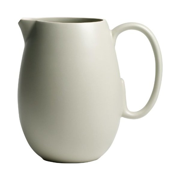 Vera Wang by Wedgwood Naturals Leaf Large Pitcher