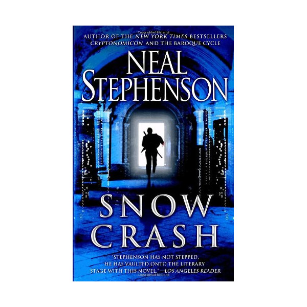 Snow Crash (Bantam Spectra Book)