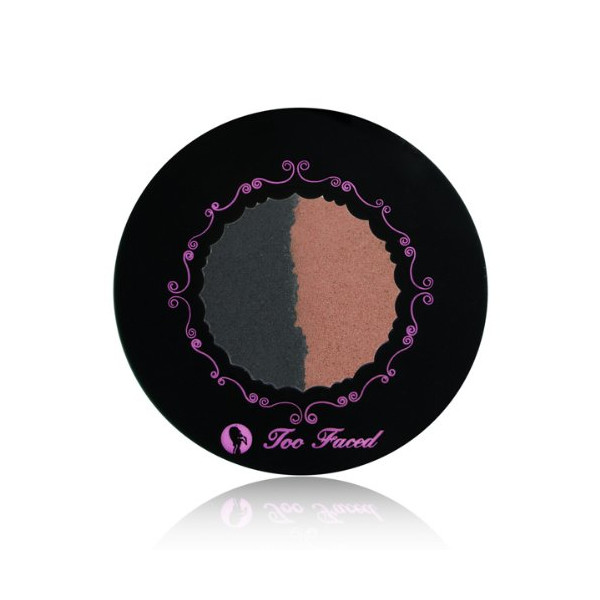 Too Faced Duo Eye Shadow, Beauty Mark, 0.08-Ounce
