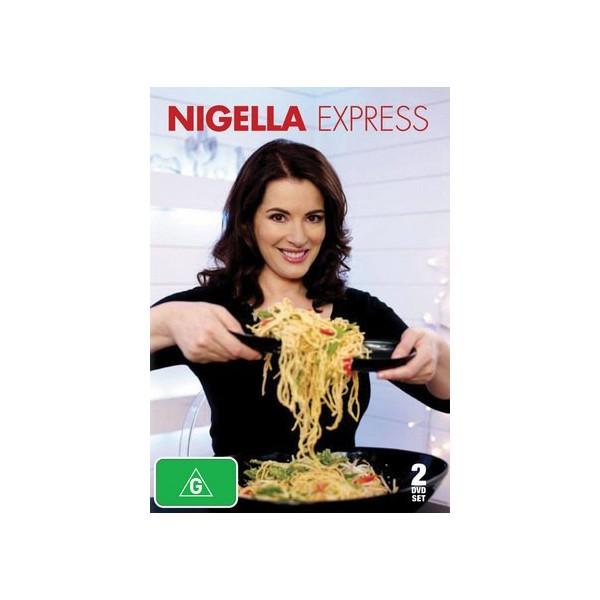 Nigella Express - 2-DVD Set [ NON-USA FORMAT, PAL, Reg.0 Import - Australia ]
