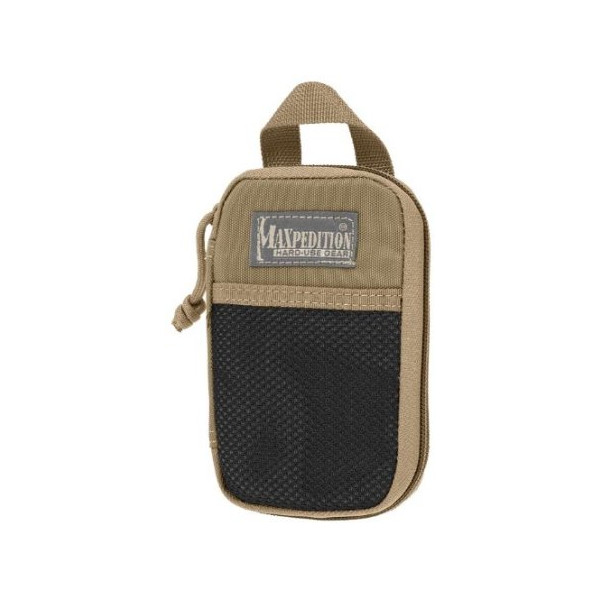 Maxpedition Micro Pocket Organizer (Khaki)