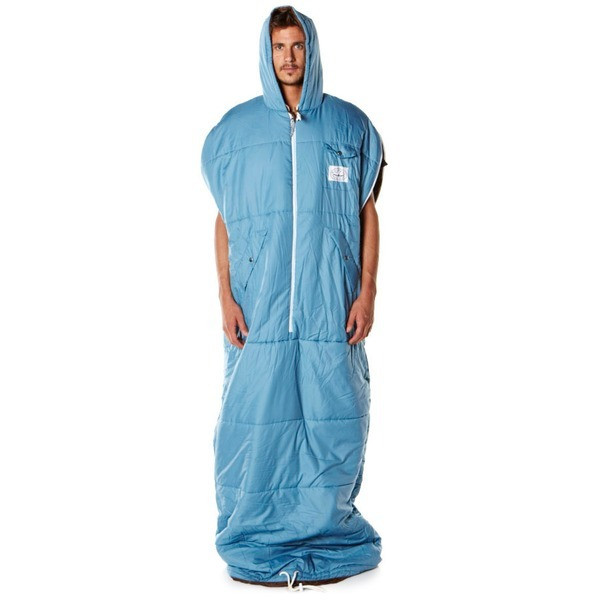 The Napsack by Polar, Blue