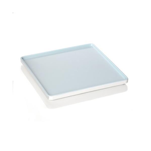 Pantone Universe Large Food Tray, Canal Blue