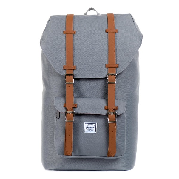 Herschel Supply Co. Little America Backpack, Grey