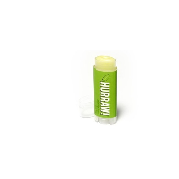 Hurraw! Organic Mint Lip Balm | Pack of 3
