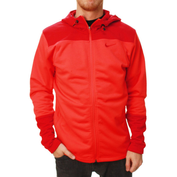 Nike Therma-Fit Stay Warm Full Zip Hooded Training Jacket