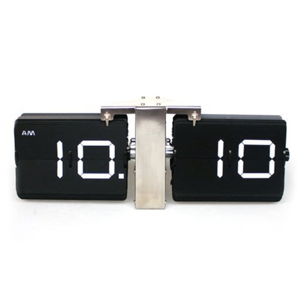 Modern Home Retro Style Wall Mounted Flip Clock