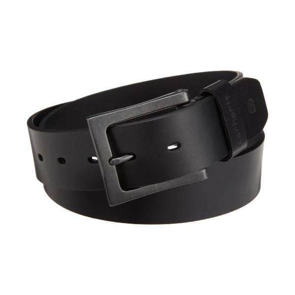 Carhartt Men's Anvil Belt,Black,34