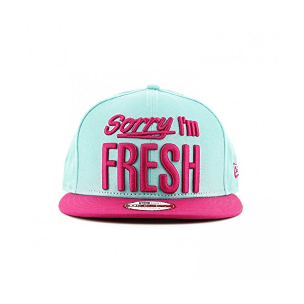 New Era 9FIFTY Sorry I'm Fresh Cap - Med/Lge (56.8 cm - 61.5 cm)
