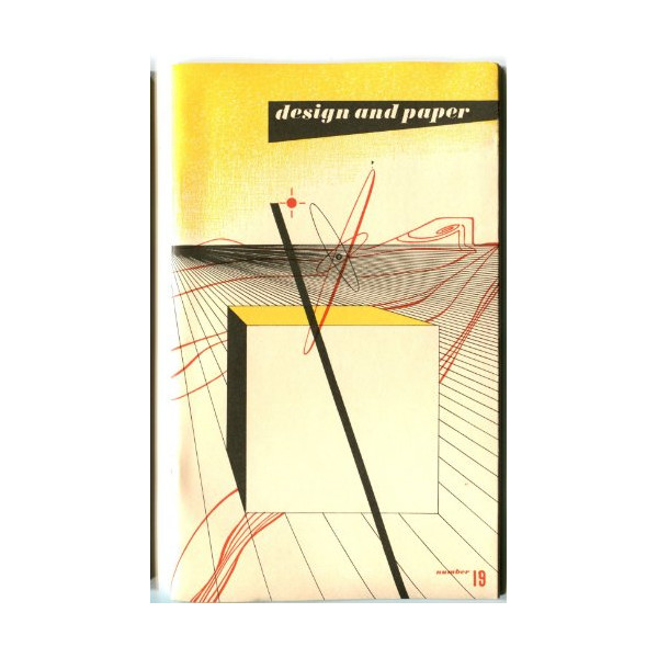 Ladislav Sutnar: Design and Paper Number 19 (Reprint 2003)