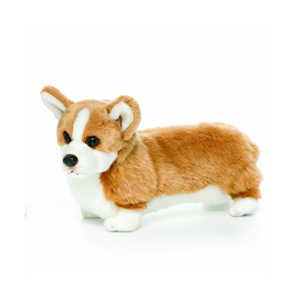 Nat and Jules Plush Toy, Corgi, Large