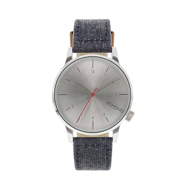 Komono Watch - Winston Heritage - Chambray