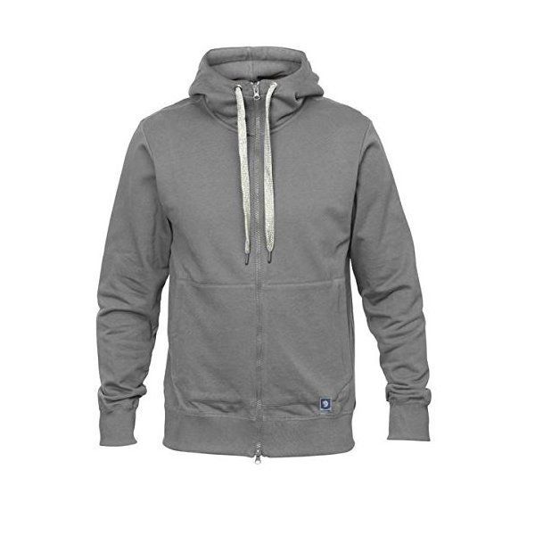 Fjallraven - Men's Greenland Zip Hoodie, Grey, M