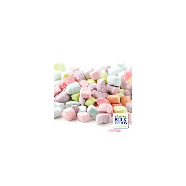 Kraft Dehydrated Marshmallows Assorted - 40lb Case