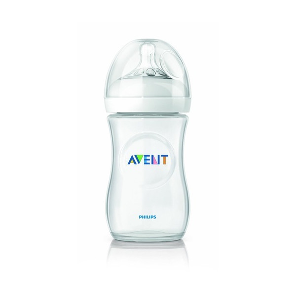 Philips AVENT 9 Ounce BPA Free Natural Polypropylene Bottle