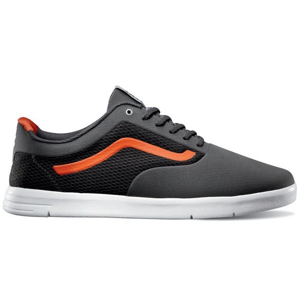 Vans Lxvi Graph Athletic Training Sneakers, Dark Grey Laser