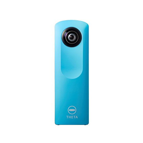 Ricoh Theta M15 360 Degree Spherical Panorama Camera (Blue)
