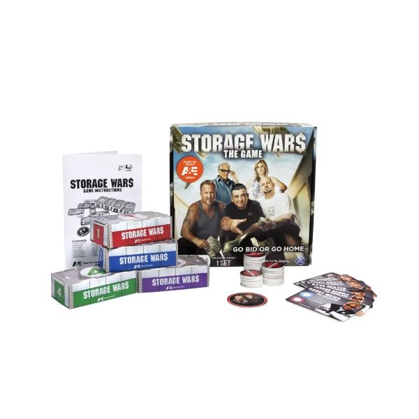 Storage Wars Game
