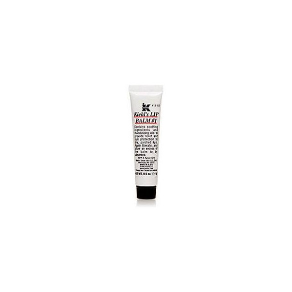 Kiehls - Lip Balm #1 - Tube - .5oz..