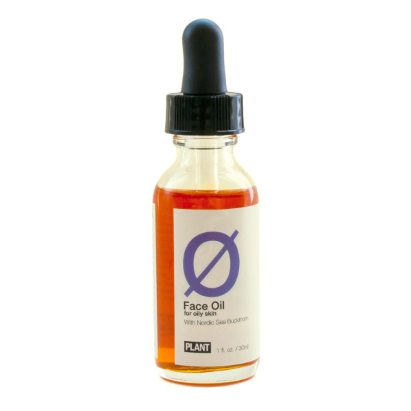 Plant Ø Face Oil For Oily Skin