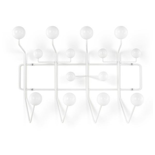 Herman Miller Eames Hang-it-all, White