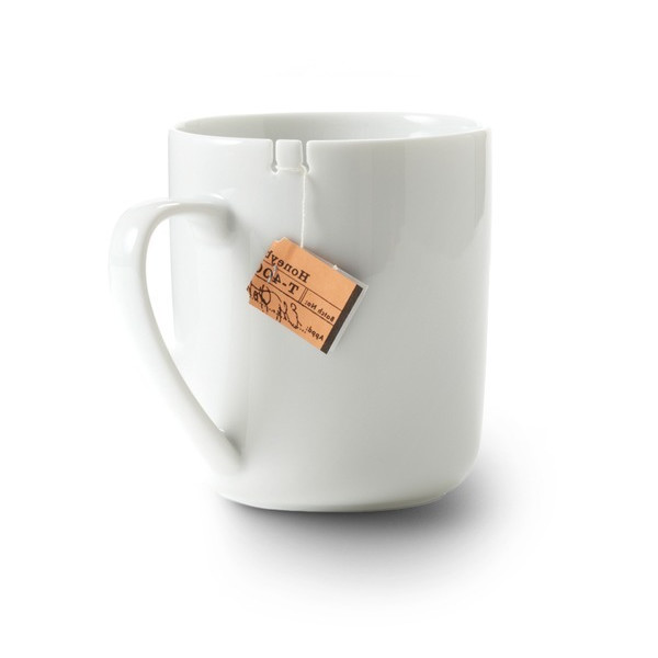 le mouton noir & co Tie Tea for Right Handed Person