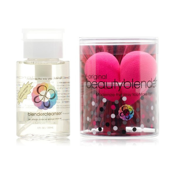 Beautyblender - Double Blender Sponge & Cleanser Kit