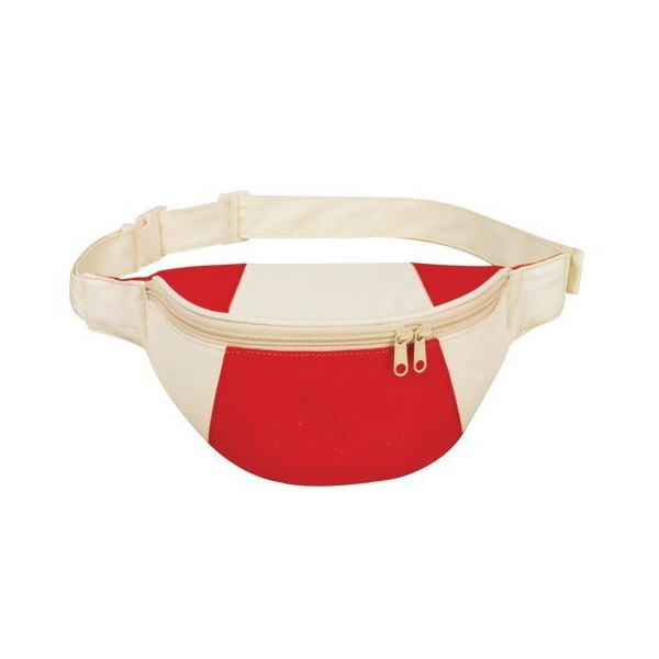 Yens Eco-Green Fanny Pack, Red