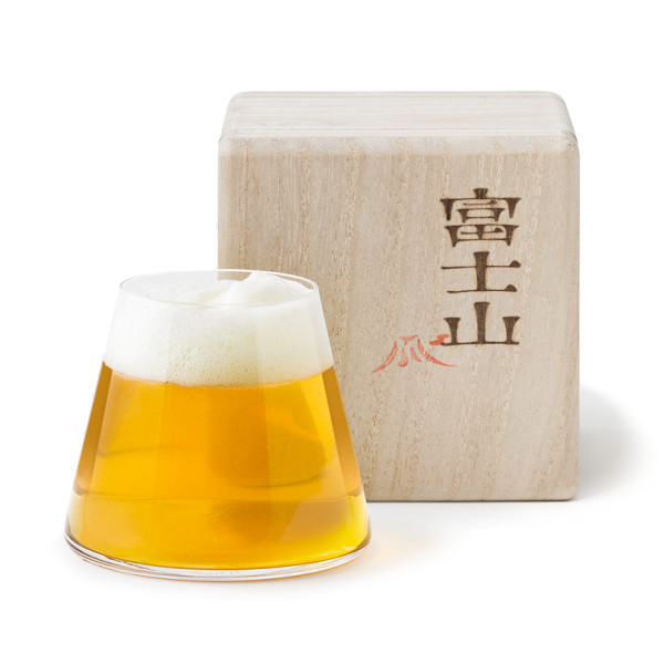 Mount Fuji Beer Glass, 280ml
