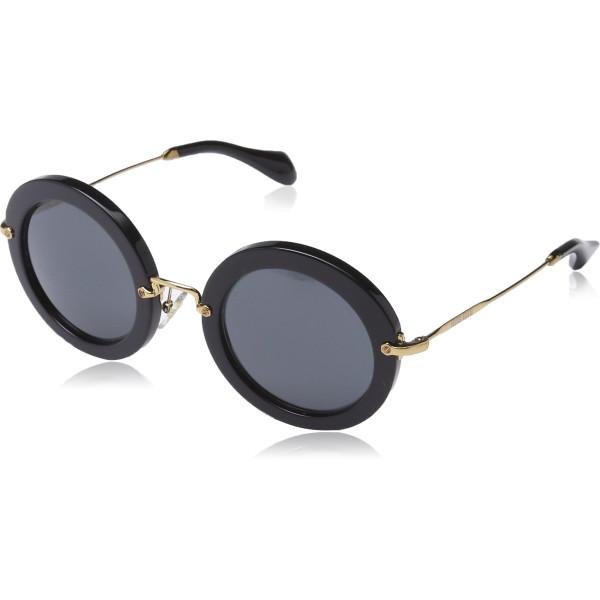 Miu Miu Sunglasses, Black