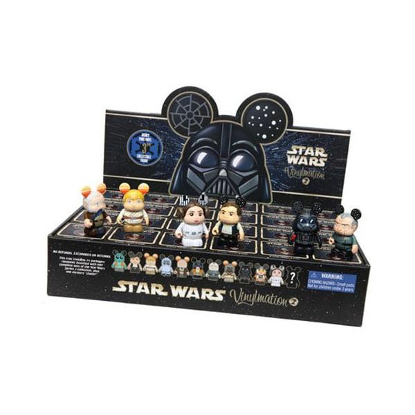 "Disney Vinylmation Star Wars Series 2 - 3"""