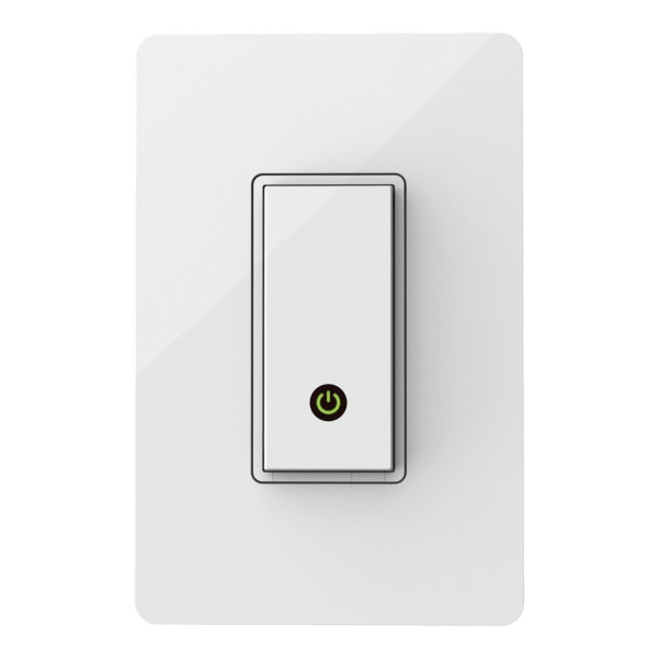 Belkin WeMo Light Switch, Wi-Fi Enabled