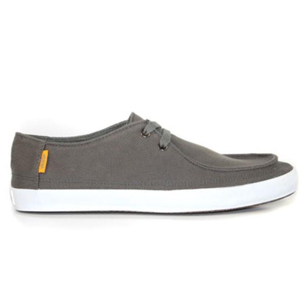 Vans Rata Vulc Hemp Charcoal Size 7.5