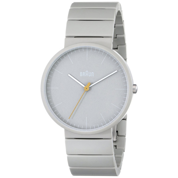 Braun Ceramic Japanese Quartz Watch