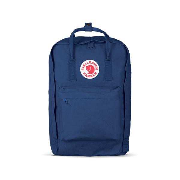 """Fjallraven Kanken 15"""" Laptop Backpack, Royal Blue"""