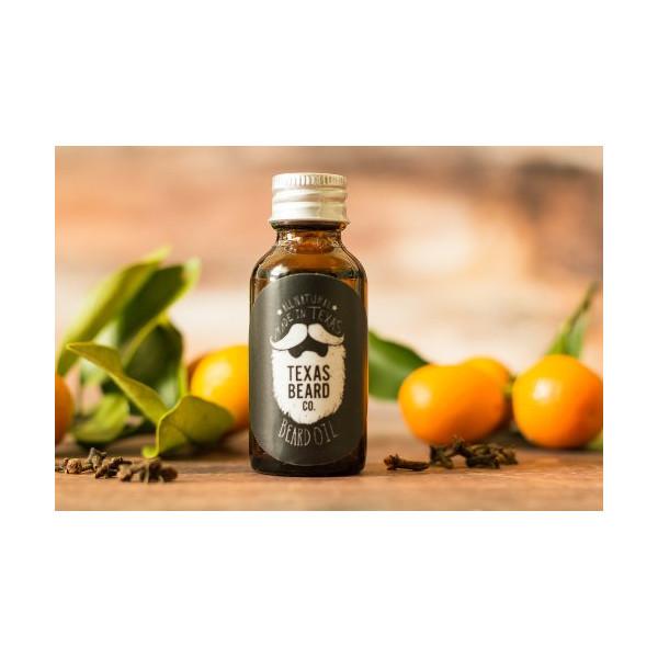 Clove Citrus Beard Oil - 1oz - Texas Beard Co
