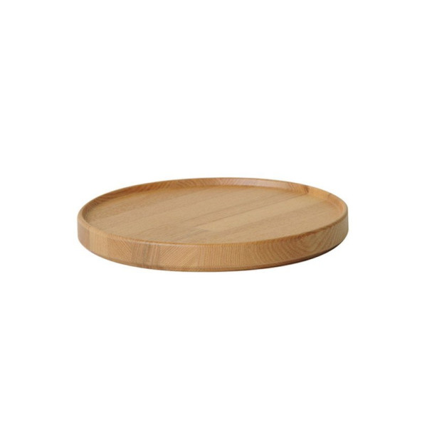 Hasami Wood Tray, 7 1/3""