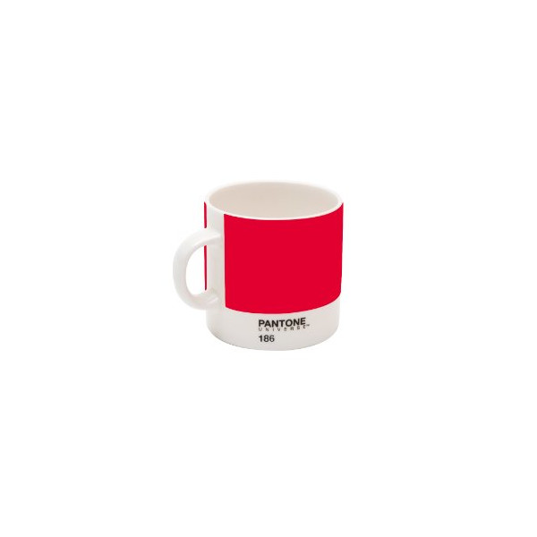 Pantone Espresso Cup Ketchup Red 186c