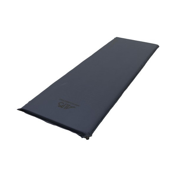 ALPS Mountaineering Lightweight Series Self-Inflating Air Pad (Steel Blue, Regular)