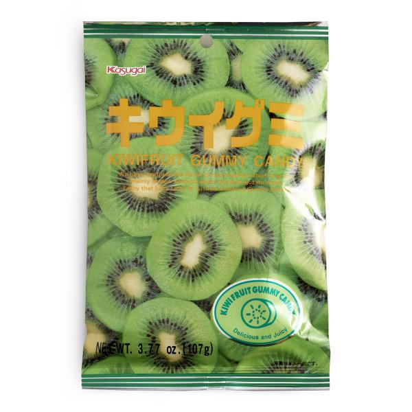 Kasugai Gummy Candy, Kiwi