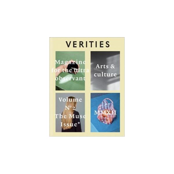 Verities N°2: The Muse Issue (Verities Magazine)