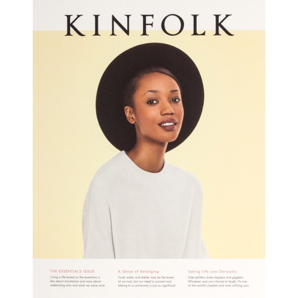 Kinfolk Volume 16, The Essentials