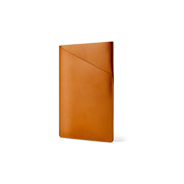 Understated iPad Mini/Retina Slim Fit Sleeve Brown