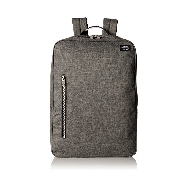 Jack Spade Men's Tech Oxford Stanton Backpack, Grey, One Size