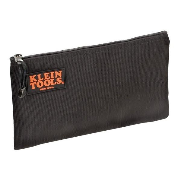 Klein 12.5 Inch Cordura Ballistic Nylon Zipper Bag