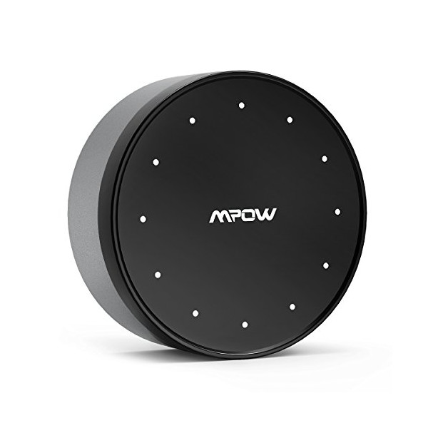 Mpow Bluetooth 4.1 Receiver, MINI Audio Adapter/Car Kits with Stylish Touch Button for Music Stream System