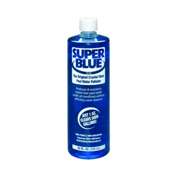 Robarb 20154A Super Blue Swimming Pool Clarifier, 32 Ounce